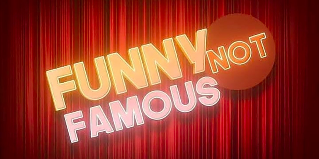 Funny Not Famous logo